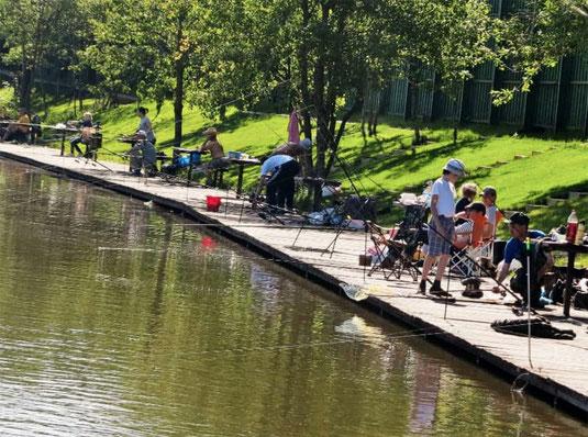 Рыбалка в Бузланово