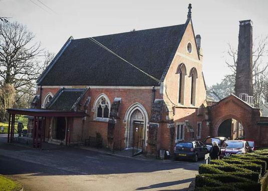 Крематорий в Уокинге, графство Суррей (Alamy)