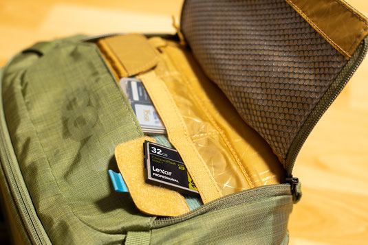 Evoc Hip pack Hüfttasche für Reisefotografie test