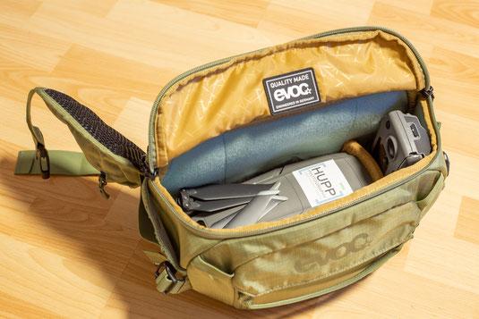 Evoc Hip Pack capture 7L Kameratasche für DJI Mavic