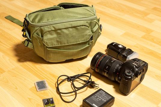 kompakte Hüfttasche für Kamera kaufen