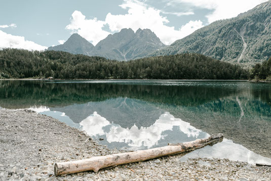 Fotospots Eibsee -Alternative der Blindsee