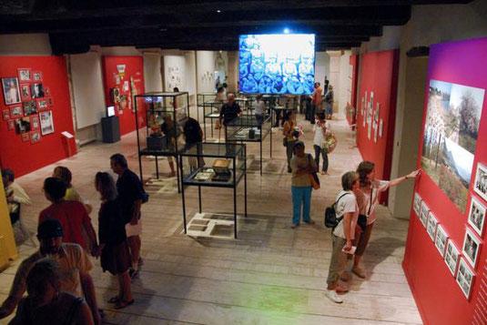 Musée Nicephore Niepce. Photo: Patrice Josserand