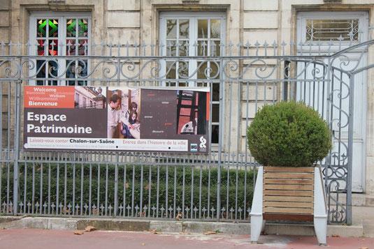 Espace patrimoine de Chalon sur Saône