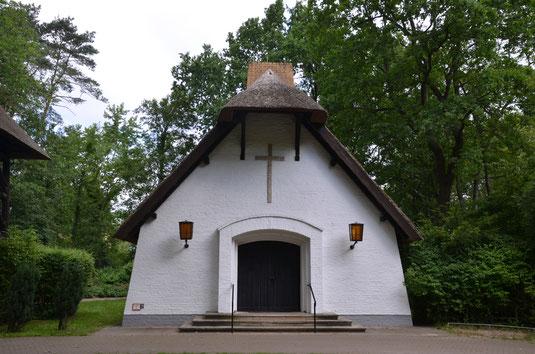 Schilfdachkapelle