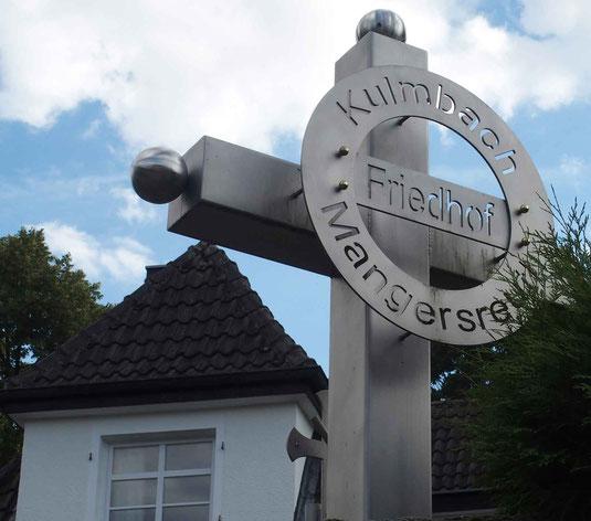 Mangersreuth Friedhof Leichenhaus