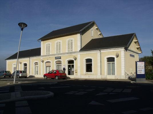 Railway station fo Biars sur Cère