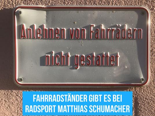 Fahrradzubehör in Speyer von Radsport Matthias Schumacher