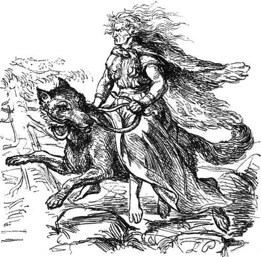 Wolf mythologie mythos wölfe geschichte kultur kulturen mensch menschen magie reiten
