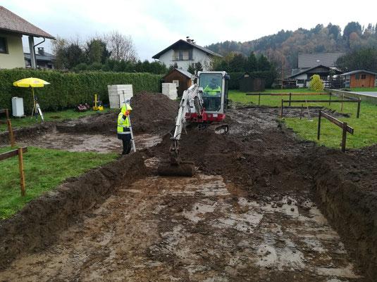 Erdbewegung Schachner in Kärnten bietet Qualität und faire Preise im Erdbau