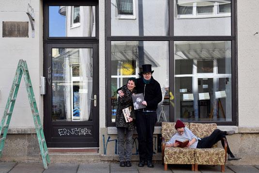 odb Objekte der Begierde in Leipzig Lindenau