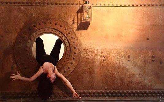 Olga Barrios 20 años bailando