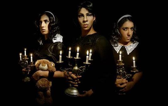 """""""Curare"""" el musical  en La Maldita Vanidad"""