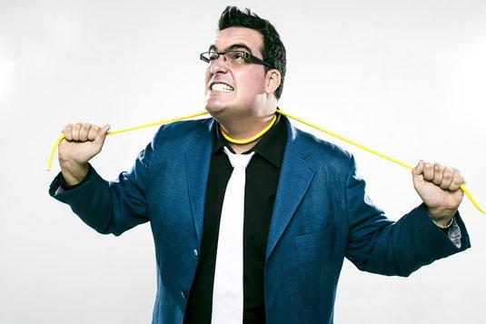 Daniel Giandoni llega a Casa Comedia con 'Viceversa'