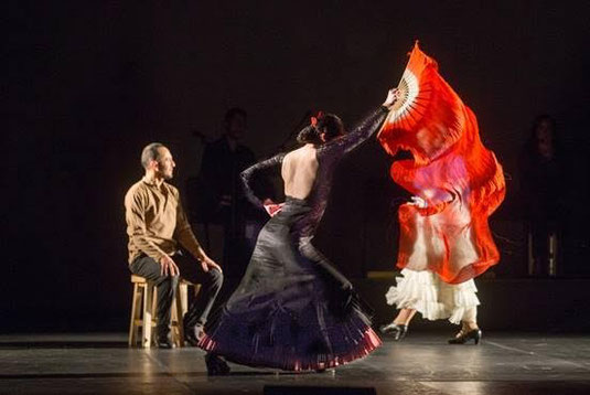 Tablao flamenco en La Factoría
