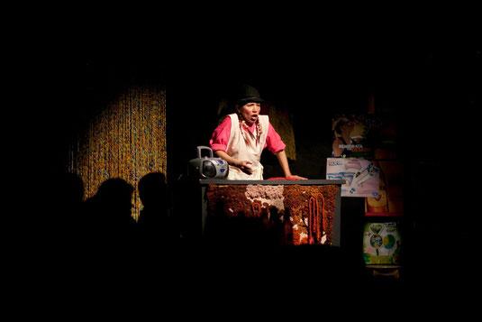 El Teatro Ditirambo abre el telón 2016