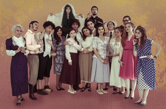"""Deca Teatro presenta: """"Mar amarillo"""" el musical inspirado en el legado literario de Gabo"""