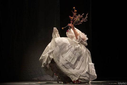 La Extranjera  En  el Teatro La Castellana