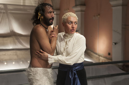 Re estreno de REBÚ en La Casa del Teatro Nacional