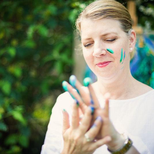 Alles außer gewöhnlich sind auch die Fotos von Tanja Deuß - Knusperfarben Fotografie