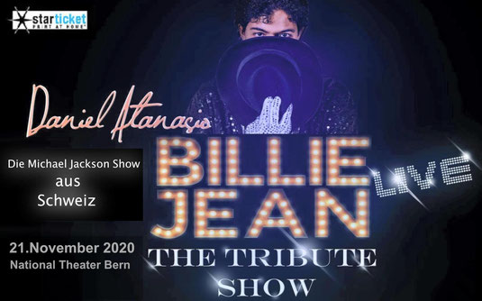 Billie Jean Show - The Tribute Show