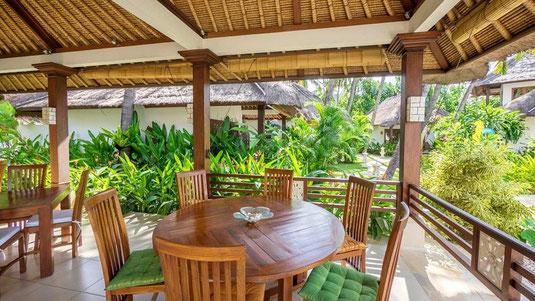 Dijual hotel di Amed. Dijual hotel di Bali timur