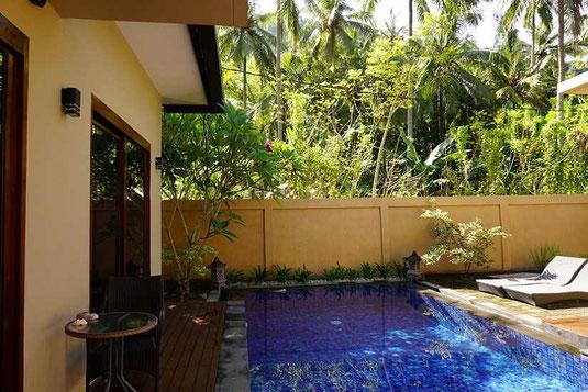 Dijual properti di Senggigi Lombok