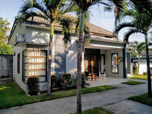 Dijual properti di Bali barat