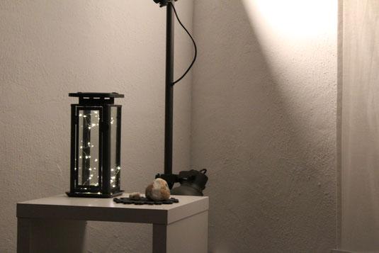 Zusammenspiel von Beleuchtung, Fokus und Schattenspiel