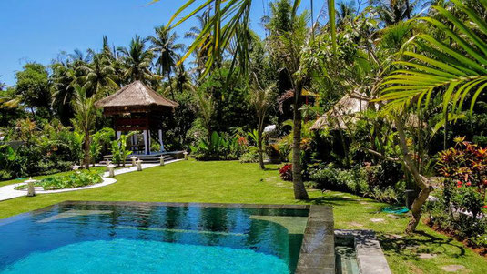 North Bali villa for rent with 3 bedrooms. Bali villa for rent by owner