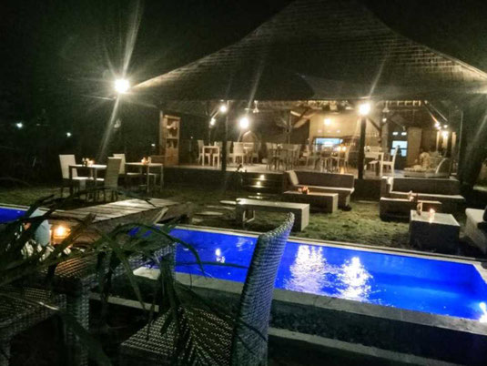 Restaurant for sale in Gili Air, Lombok. Direct contact owner