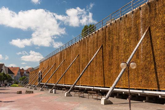 Gradierwerk in Heilbad Bad Salzuflen © Teutoburger Wald Tourismus Fotograf: D. Ketz