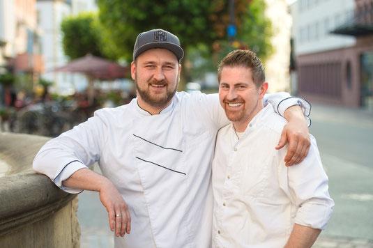 Benedikt Paus und Alexander Brozmann (Foto: Vielbauch/Thorsten Schneider)