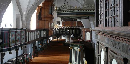 Evangelisch-reformierte Kirche in Schwalenberg © Ev.-ref. Kirche Schwalenberg
