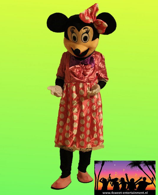 Ongekend Mickey en Minnie mouse. - De website van 4sweet-entertainment! AI-45