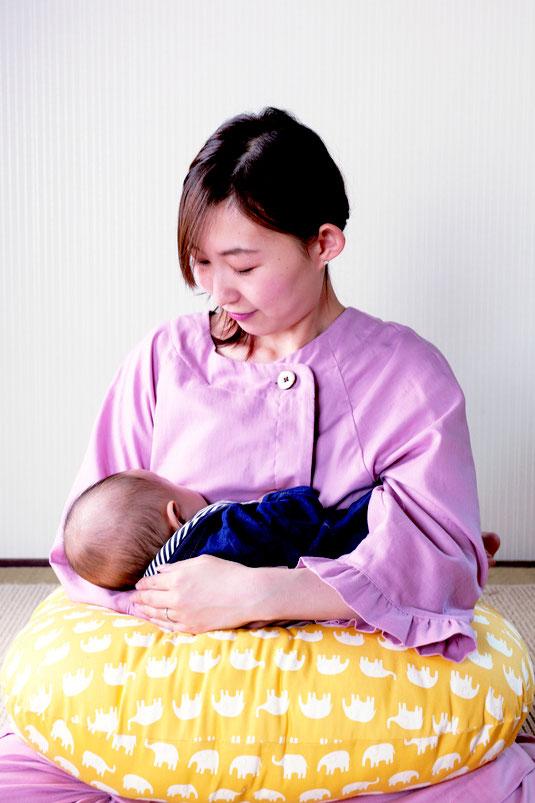hahagi®️授乳クッション