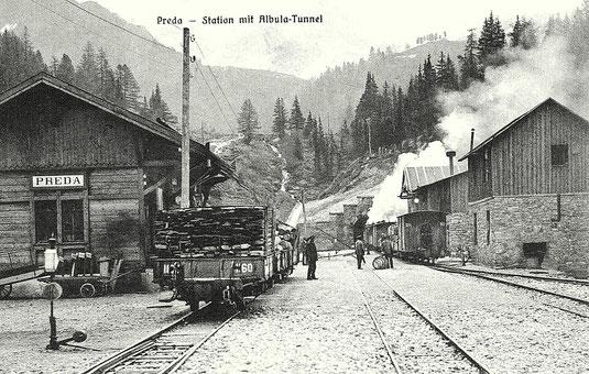 Verlag Rathe-Fehlmann Basel, gestempelt 06.10.1908