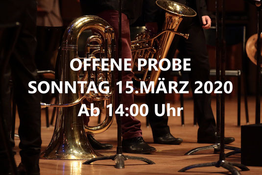 Offene Probe Orchester HU