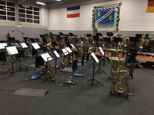 Offene Orchesterprobe in Henstedt-Ulzburg