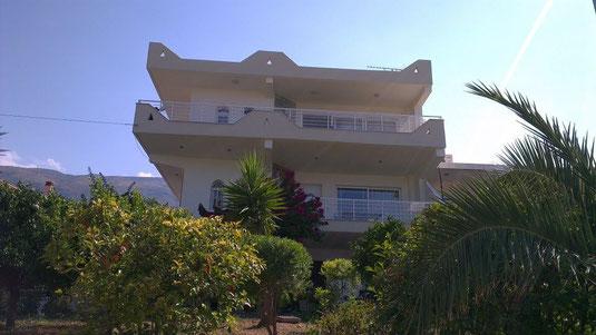 Ons huis in Pitsa