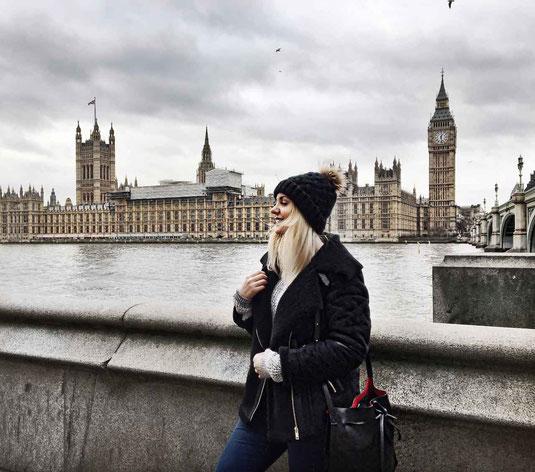 Eine der besten Fotolocations in London ist der Big Ben