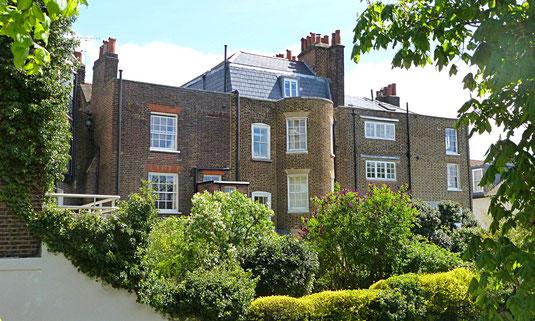 Stadthaus im Vorort Hampstead