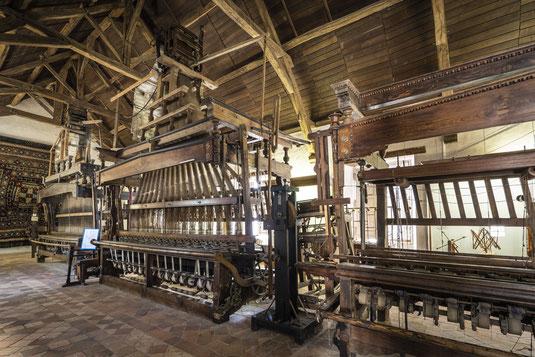 Le Textile, Musée des Métiers