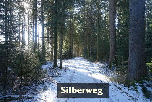 Silberweg rund um Prinzbach