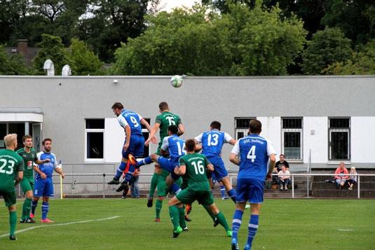 TSV Heiligenrode Fußball OSC Vellmar
