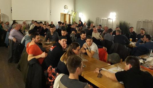 Jahreshauptversammlung 2019 Abteilung Fußball TSV Heiligenrode