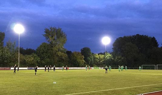 TSV Heiligenrode SG Kleinalmerode Hundelshausen Dohrenbach Gruppenliga Kassel