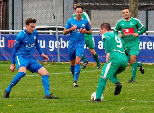 TSV Heiligenrode TSV Rothwesten Gruppenliga Kassel