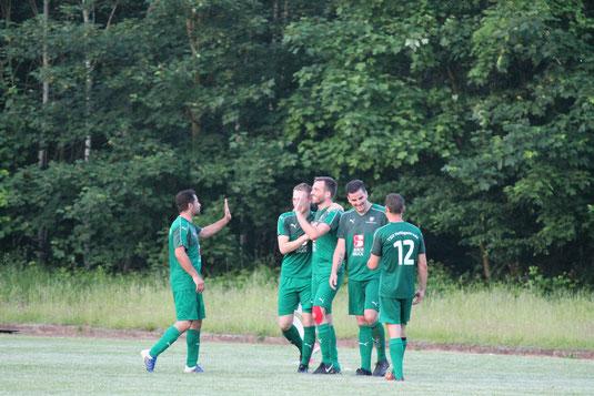 TSV Heiligenrode TSV Ihrhingshausen Relegation Kreisoberliga Kassel