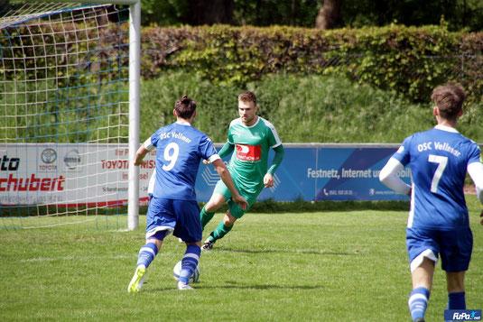 TSV Heiligenrode OSC Vellmar Gruppenliga Kassel